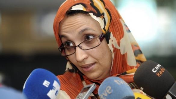 Campaign Seeks to Revoke Separatist Aminatou Haidar's Moroccan Citizenship