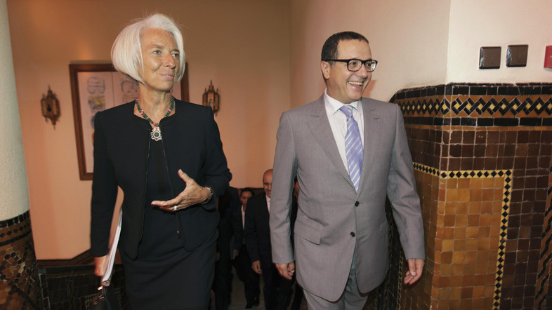 Growth in Morocco: IMF