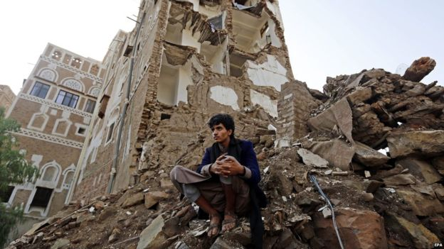 How bad is the humanitarian situation