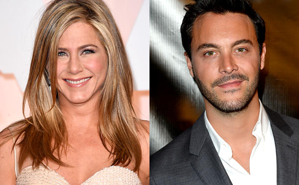 Jack Huston et Jennifer Aniston