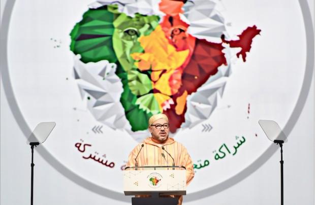 King Mohamed VI