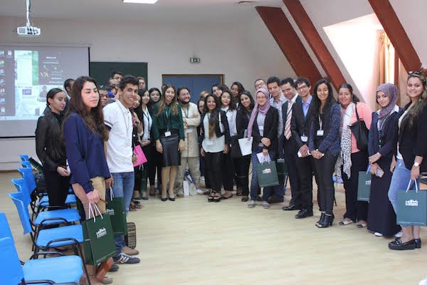 Lamia Bazir Spreads Women's Leadership at the 3rd Leadership Annual Conference in Morocco
