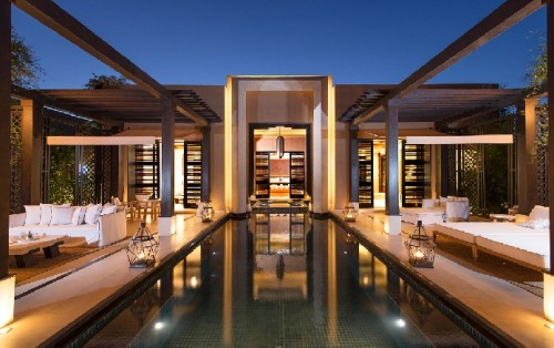 Luxurious Hotel Mandarin Oriental Opened in Marrakech