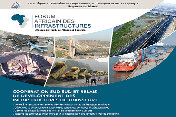 Marrakesh To Host The 8th African Forum Of Infrastructure