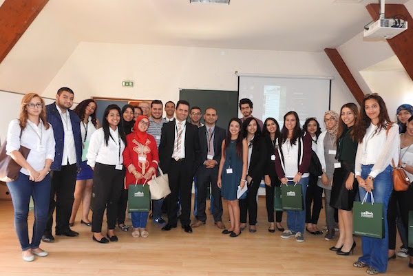 Moroccan Emerging Leaders Share Their Experiences at AUI Leadership Conference