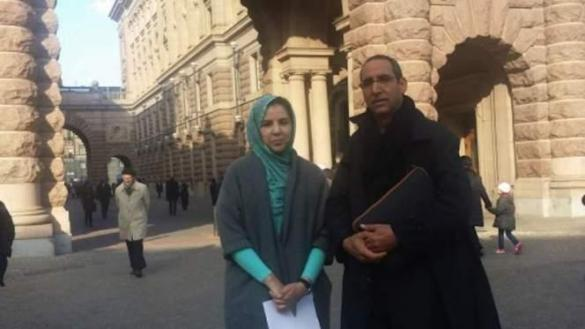 Moroccan Saharawi Activists Expelled From Swedish Parliament