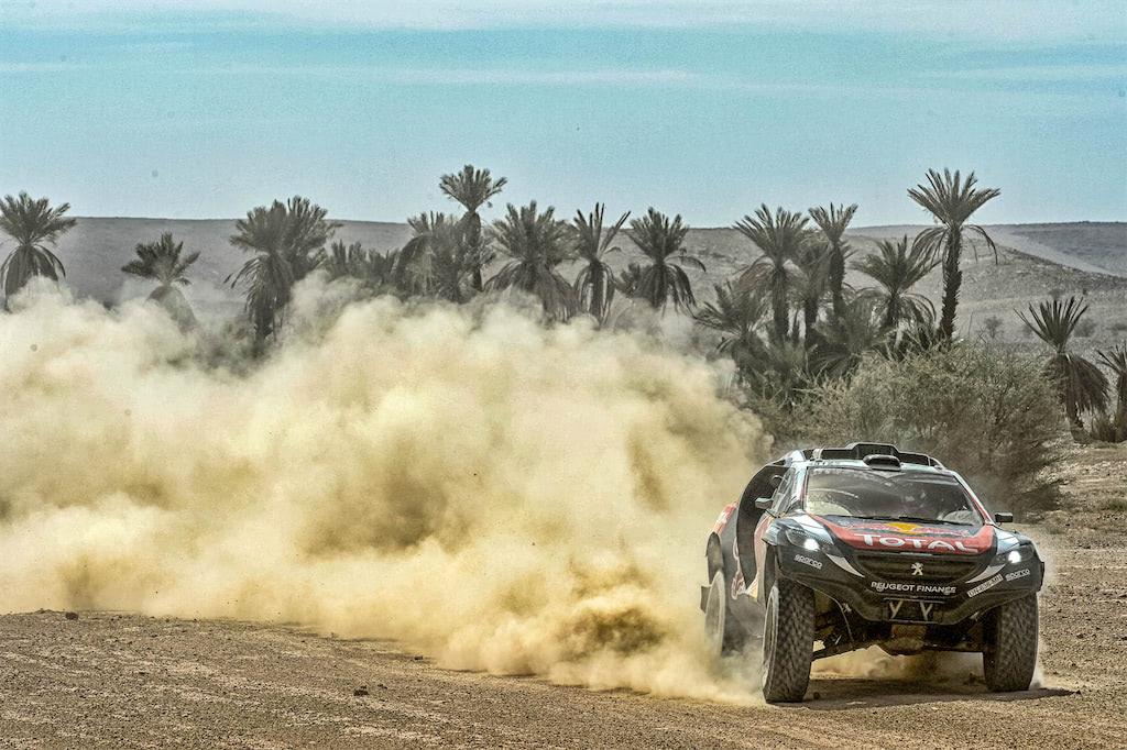 Morocco Rally: Zagora-Agadir
