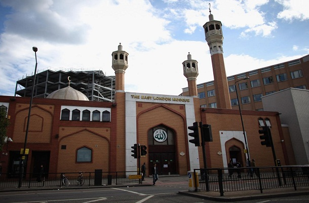 Mosque in London