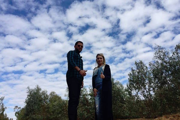 Naoual Alaoui, Flamenco Made in Morocco