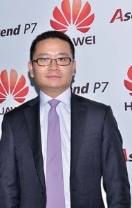 Thomas Xu, Huwaei