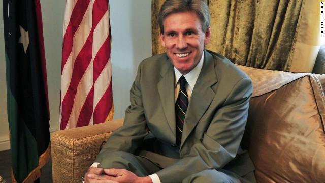 U.S. Ambassador J. Christopher Stevens