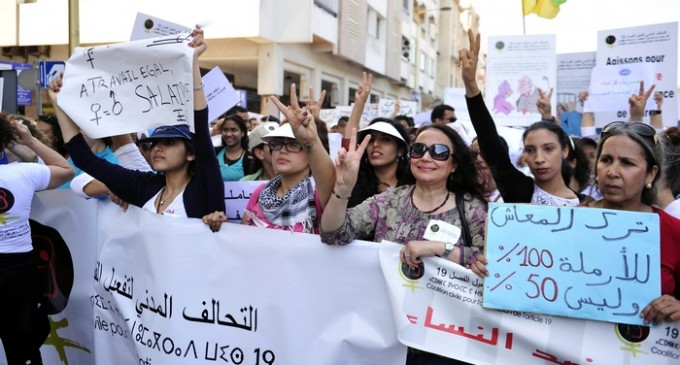 UN's Report Underlines Discrimination Against Moroccan Women
