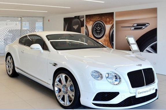 bentley to open first showroom in Morocco