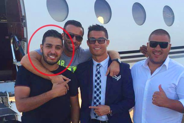 Blogger Says Ronaldo Went to Morocco For Other Reasons Than Badr Hari