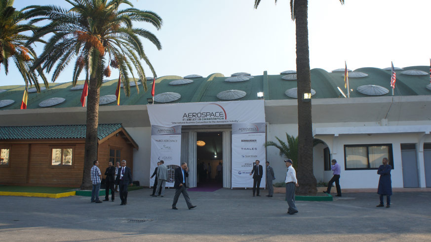 the International Business Convention for the Aerospace Industry