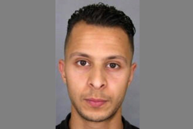 Paris attack suspect refuses to stand at shootout trial