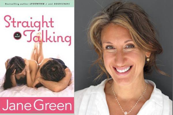 Book Review- Straight Talking By Jane Green