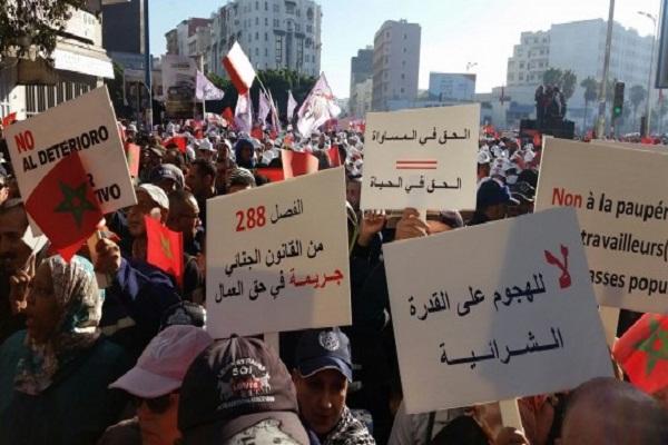 Casablanca march