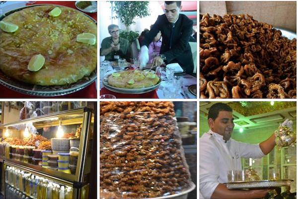 Four Most Popular Dishes of Fez Cuisine