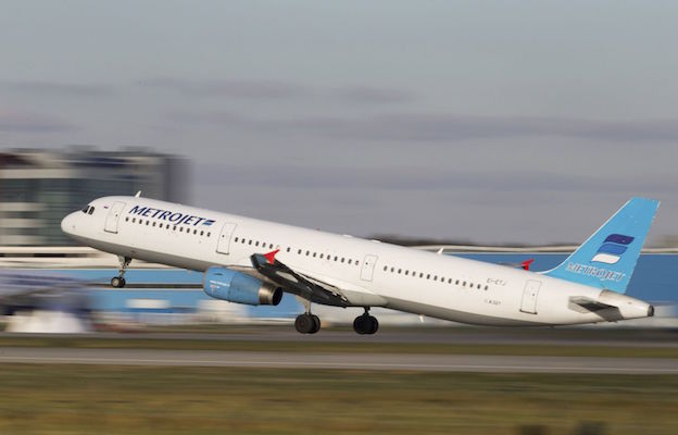 Islamic State Could Be Linked To Russian Plane Crash, British Officials Say