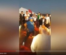 Video: Maradona Dancing to the Rhythm of Ahaidous Music