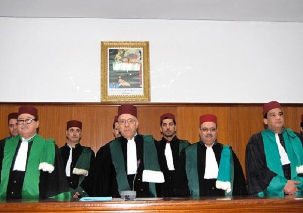 Moroccan judges