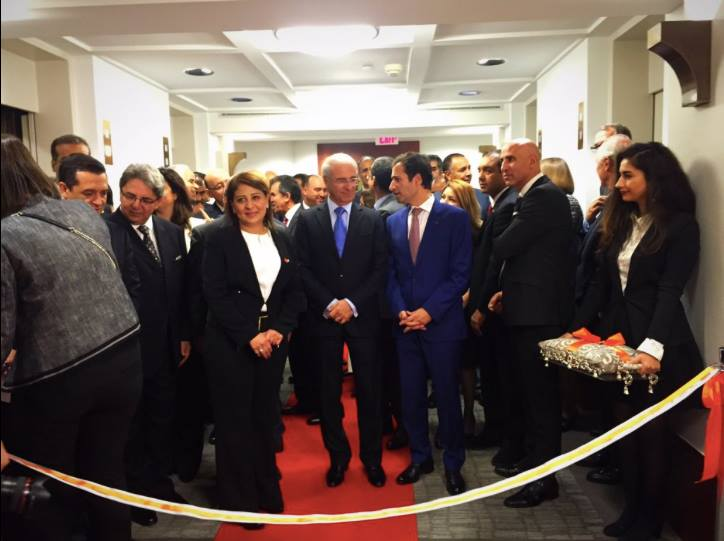 Morocco S Banque Poire Inaugurates Its Representative Office In Washington D C