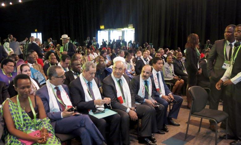 Morocco Participates in Africities Summit in South Africa