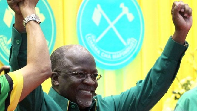 Tanzanian President Cancels Independence Day Celebrations