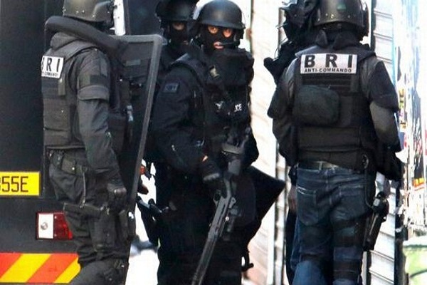 Two more terror suspects killed as police search for mastermind behind attacks