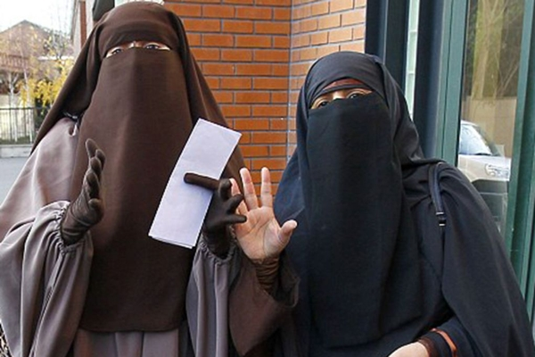 Denmark Bans Burqas, Niqabs, and Fake Beards