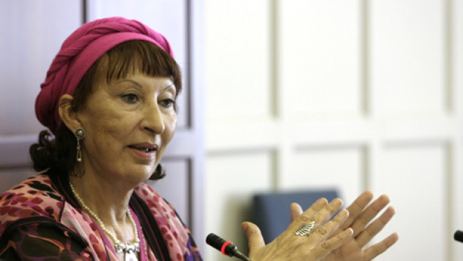 One of Morocco's most celebrated feminist writers and sociologists passed away aged 75, on Monday.