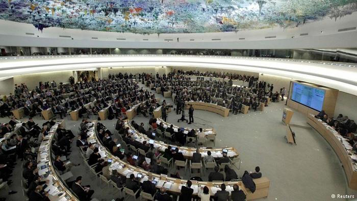 he UN Human Rights Council (UNHRC)