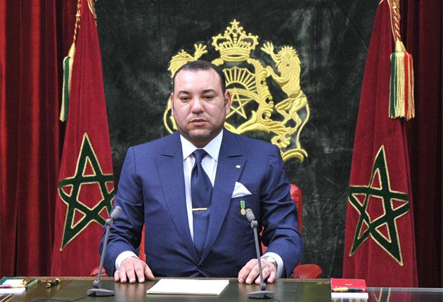 Image result for King Mohammed VI