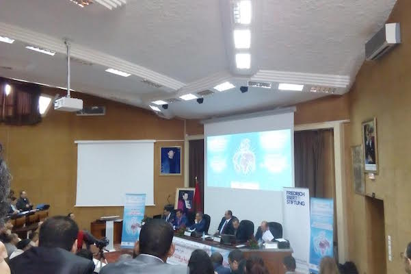 A study day was organized on December 10 in Rabat under the theme The challenges of teaching human rights at the Moroccan University.