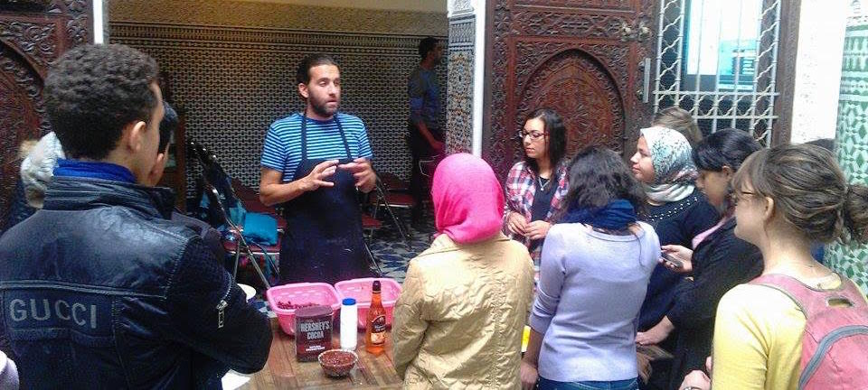 ALC-ALIF in Fez- Learn Language, Understand Culture, and Serve the Community