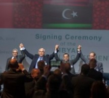 Britain Welcomes Libyan Political Agreement Signing in Morocco