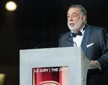 """""""Yes, Ladies and Gentlemen, This Year's Jury Prize Is for Cinema Itself"""" Francis Ford Coppola"""