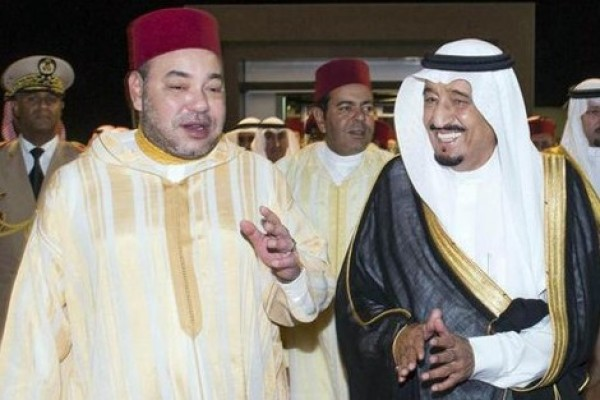 King Mohammed VI Holds Talks With King Salman of Saudi Arabia