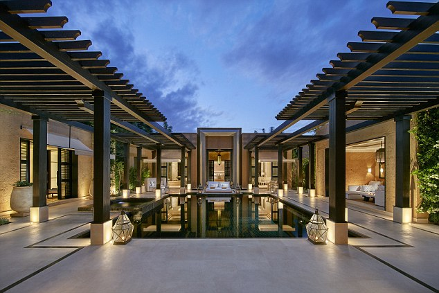 Mandarin Oriental Marrakech Ranks World's Best New Luxury Hotel in 2015