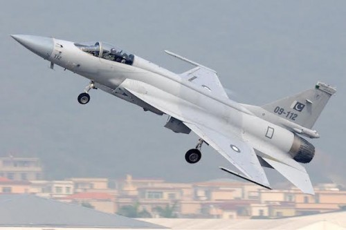 Marrakech Air Show Invites Pakistan to Showcase JF -17 Thunder Fighter Jet