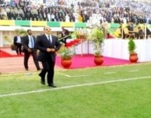 Mauritanian President Stops Football Match at 63 Minute, Orders Penalties