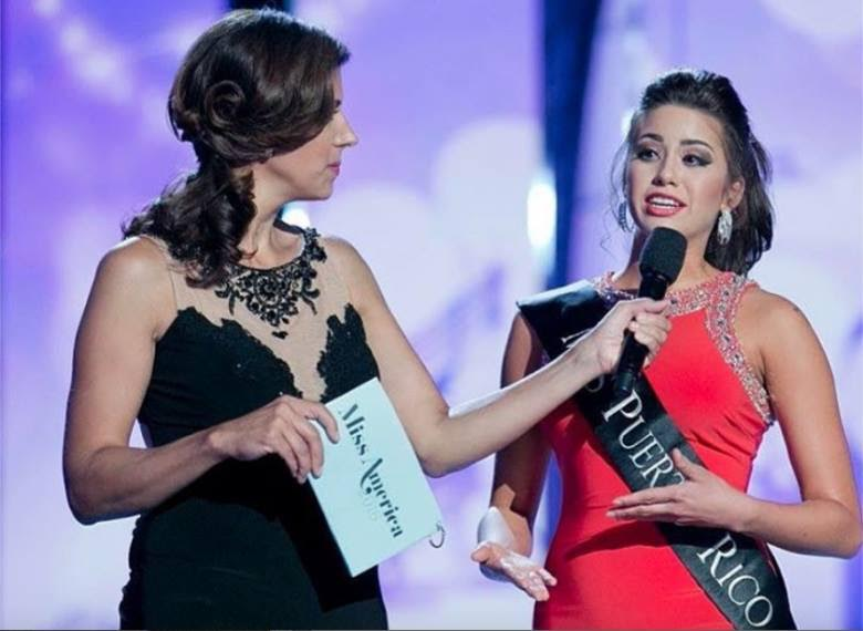 Miss Puerto Rico Says Muslims Are Terrorists, Supports Trump's U.S. Muslim Ban