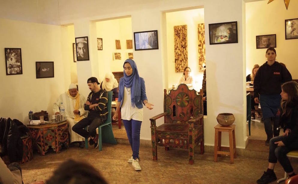 Moroccan Tradition of Storytelling Revives in Marrakech