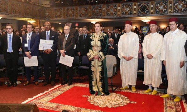 Video: Late King Mohammed V Honored in New York For Protecting Jews in WWII