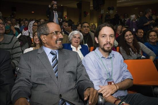 Spain's Podemos Party Vows to Recognize Polisario's Self-Proclaimed SADR