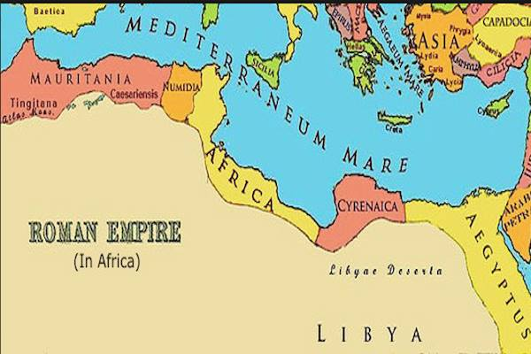 The Roman Empire in North Africa