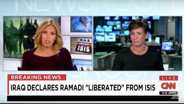 Video: Pregnant CNN presenter passes out while live on air