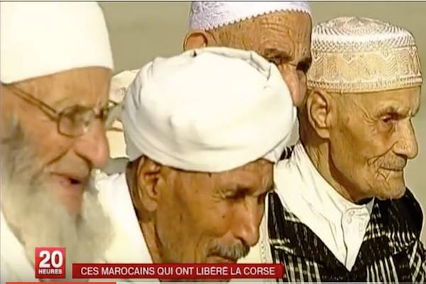 Video- What The French Owe To Moroccan Soldiers in WWII