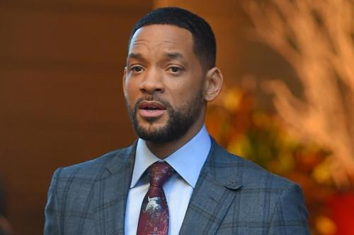 Will Smith Says Anti-Islam Propaganda Is Forcing Him to Run For U.S ... Will Smith